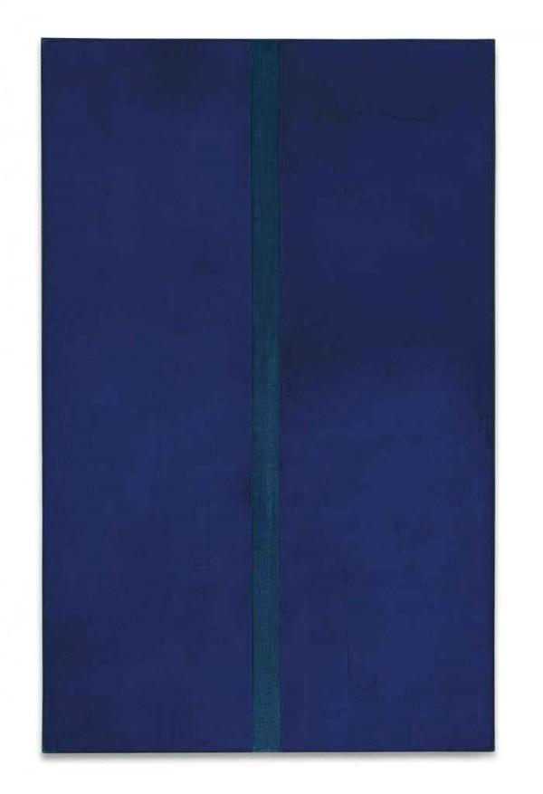 Barnett Newman's Onement V