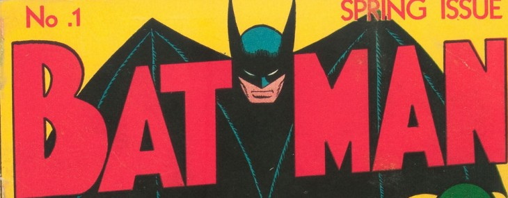Batman #1 from 1940