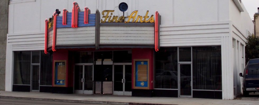 Spice Global Sells Beverly Hills' Fine Arts Theater for $4 Million