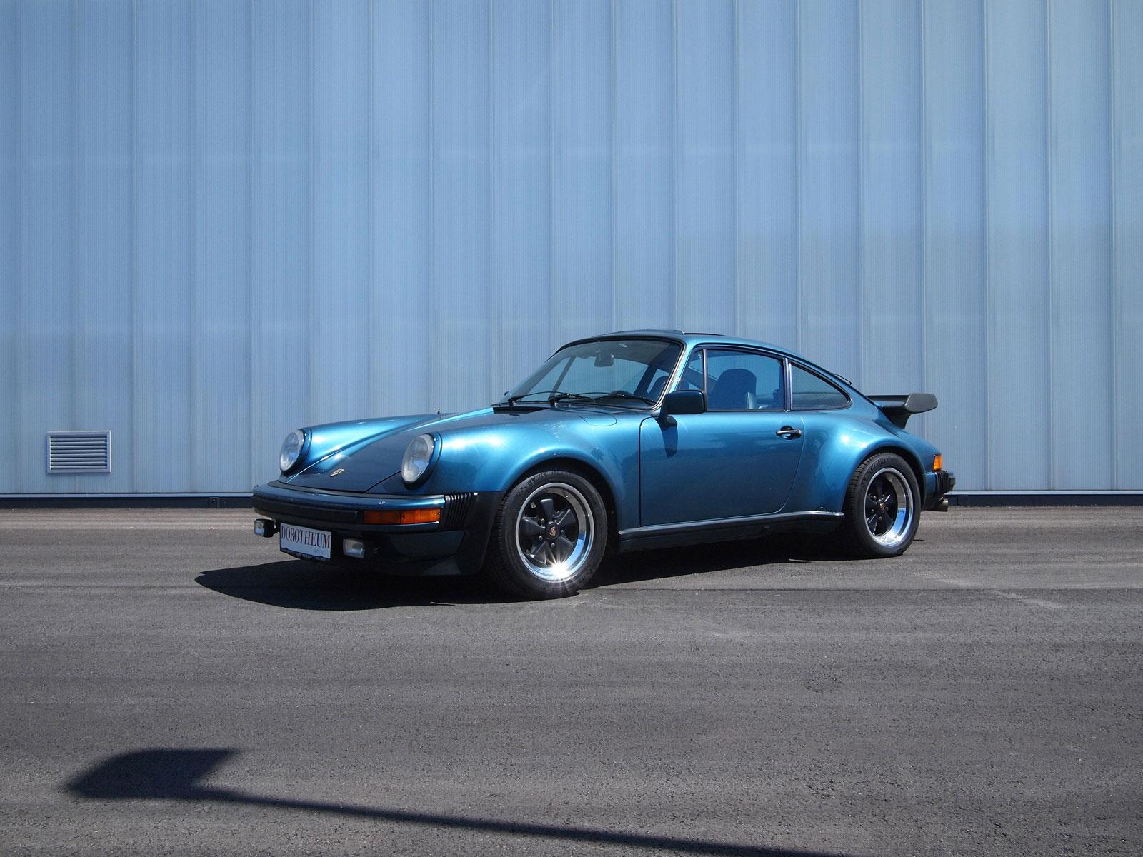 Bill Gates Old Porsche 911 Turbo Goes Under The Hammer