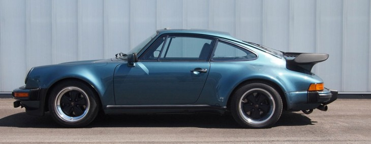 Porsche which once belonged to Bill Gates to be Auctioned