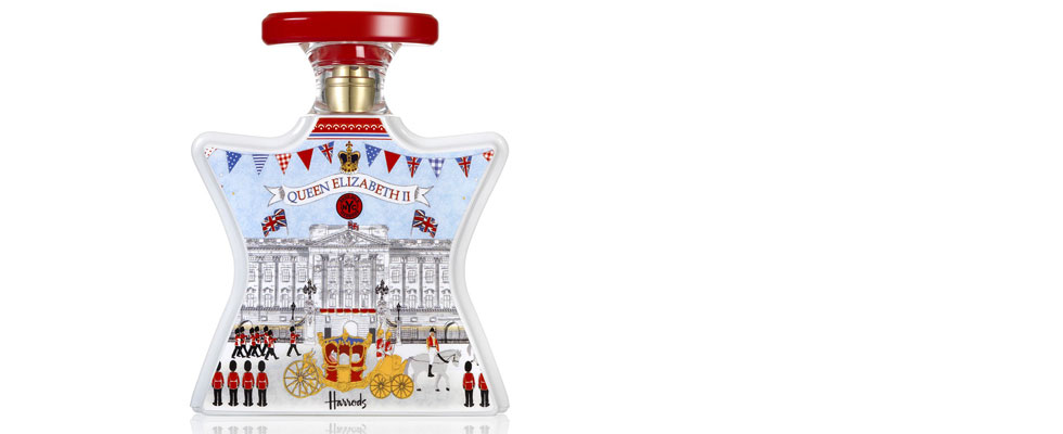 Bond No. 9 London Celebration Fragrance to Mark Queen Elizabeths Diamond Jubilee