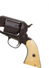Buffalo Bill's Remington Revolver Could Fetch $200,000 at Auction in Dallas