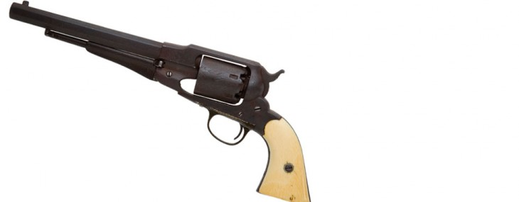 "The Most Important William F. ""Buffalo Bill"" Cody Gun Could Fetch $200,000 at Auction in Dallas"