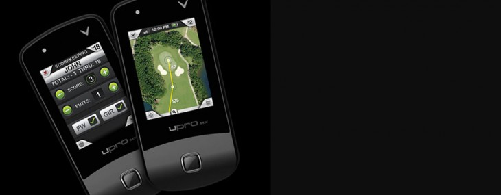 Callaway uPro MX+ Golf GPS Device