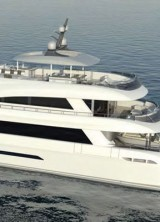 Catamaran and Superyacht in One - Curvelle Quaranta
