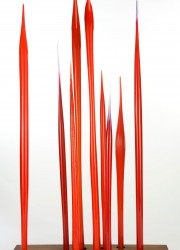 Dale Chihuly's Water Reed Installation
