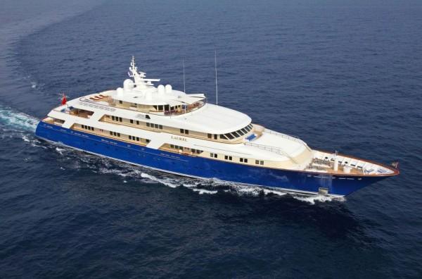 Delta Marine's Superyacht Laurel
