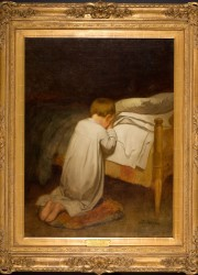 Child at Prayer