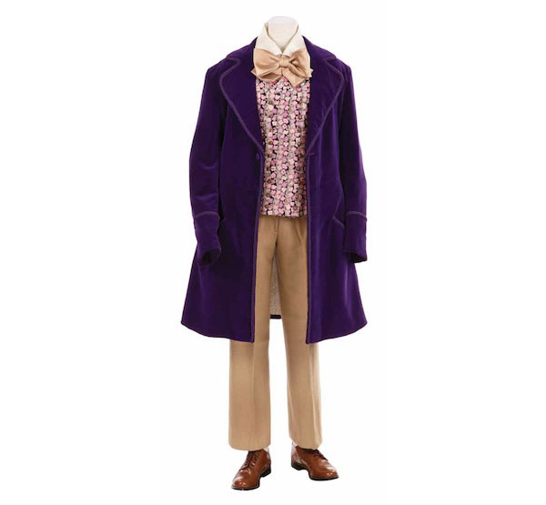 Gene Wilder's Willy Wonka Signature Costume