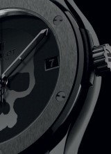 Hublot - All Black Skull Bang