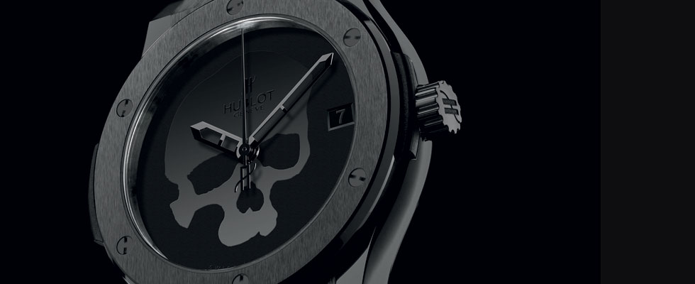 Hublot Skull Bang is a Rock'n'roll Rebel!
