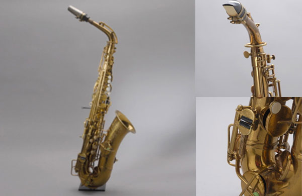 Jazz King Charlie Parker's Saxophone for Sale at Michaan's Auctions