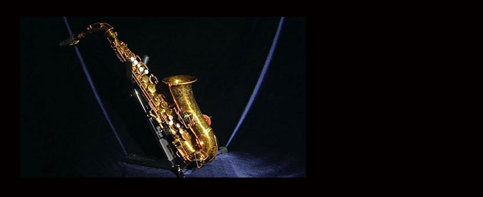 Charlie Parker's Saxophone