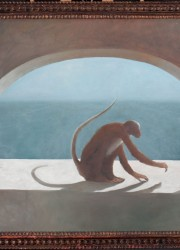 Julio Larraz's The Spider