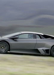 Rare Lamborghini Reventón going up for sale in London at the Motorexpo