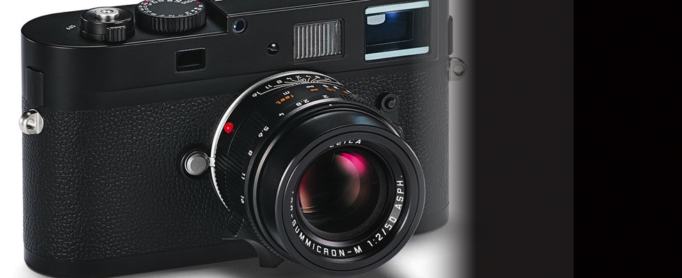 Leica Announces M Monochrom &#8211; The Future of Black and White Photography