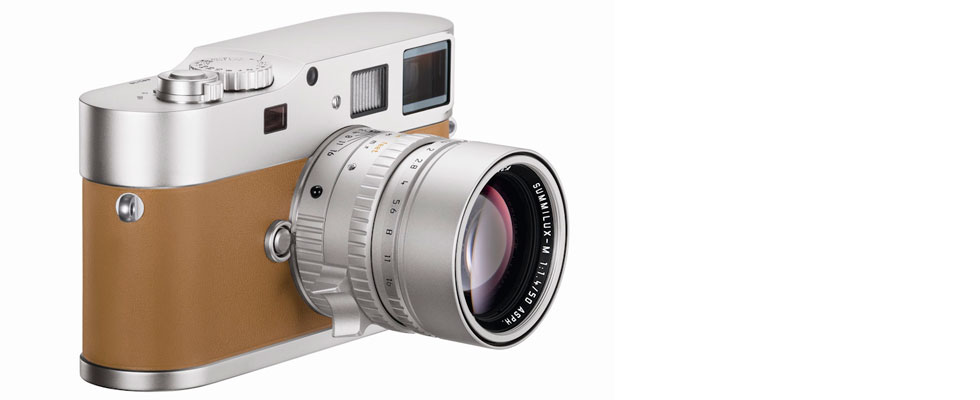 Leica Announces Very Special Limited Edition &#8211; Leica M9-P Edition Herms and Srie Limite Jean-Louis Dumas