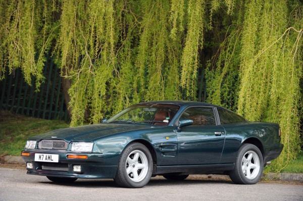 1994 Aston Martin Virage Limited Edition Coupe - Lennox Lewis Formerly Car