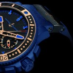 Ulysse Nardin Revealed Voyage Bleu Chronograph – Limited Edition