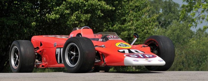 Lotus Type 56 Turbine Indy Racecar