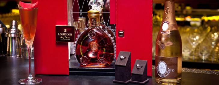 Louis XIII Diamond Jubilee Cocktail