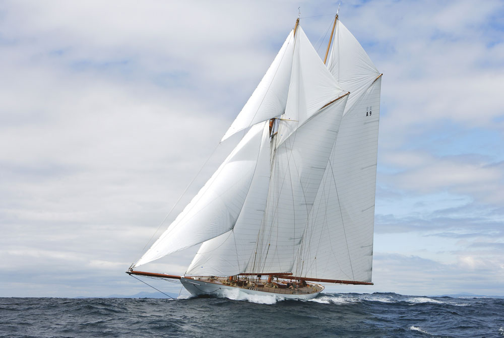 Luxury Sailing Yacht Elena To Experience Beauty And