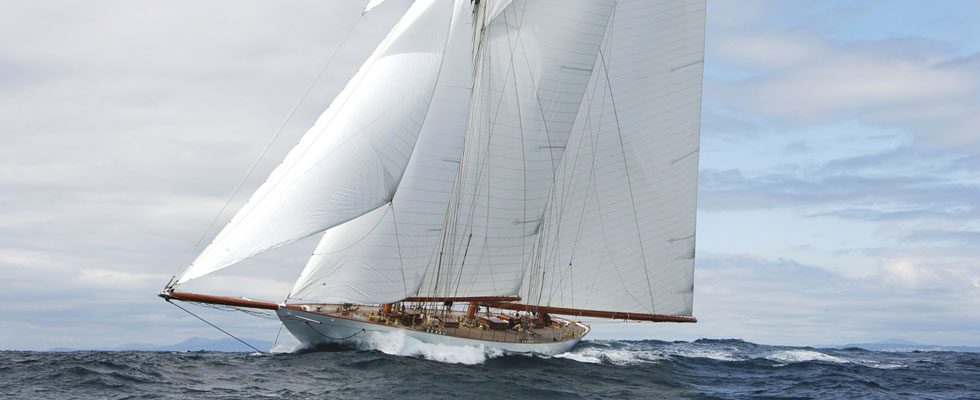 Luxury Sailing Yacht ELENA &#8211; to Experience Beauty and Sheer Speed