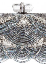 Glittering Marchesa Clutches Adorned with Swarovski Crystals – Limited Edition