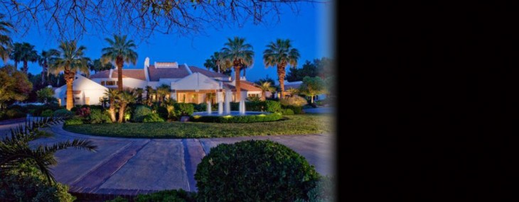 $16,500,000 Michael Jackson's Desired Wonderland in Las Vegas Still Awaits Buyer