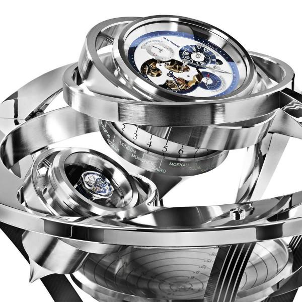 Horloge de Marine Nautical Regulator by Montblanc