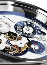 Horloge de Marine Nautical Regulator by Montblanc