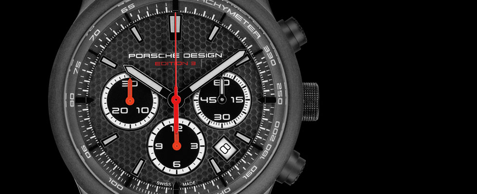 Exclusive and Limited &#8211; The Porsche Design Edition 3 PTC Chronograph