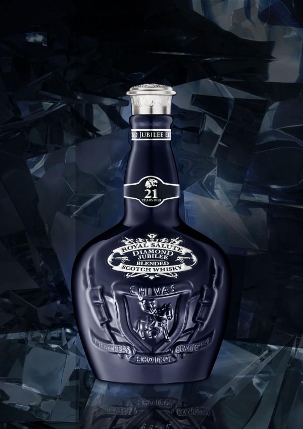 Royal Salute Diamond Jubilee Limited Edition Bottle