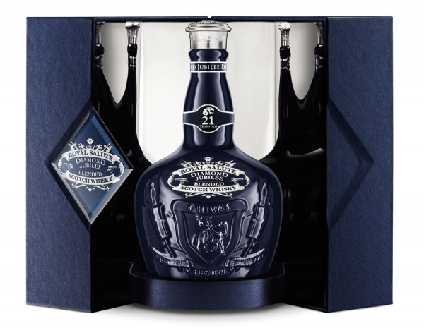 Royal Salute Diamond Jubilee Whisky