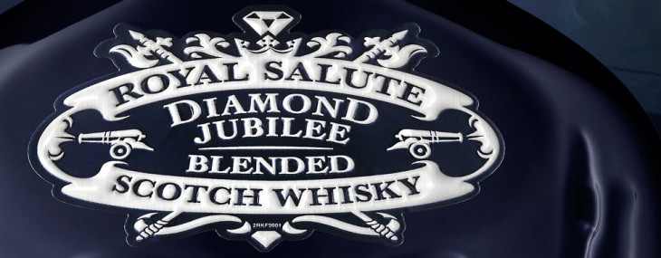 Royal Salute Diamond Jubilee Limited Edition Bottle