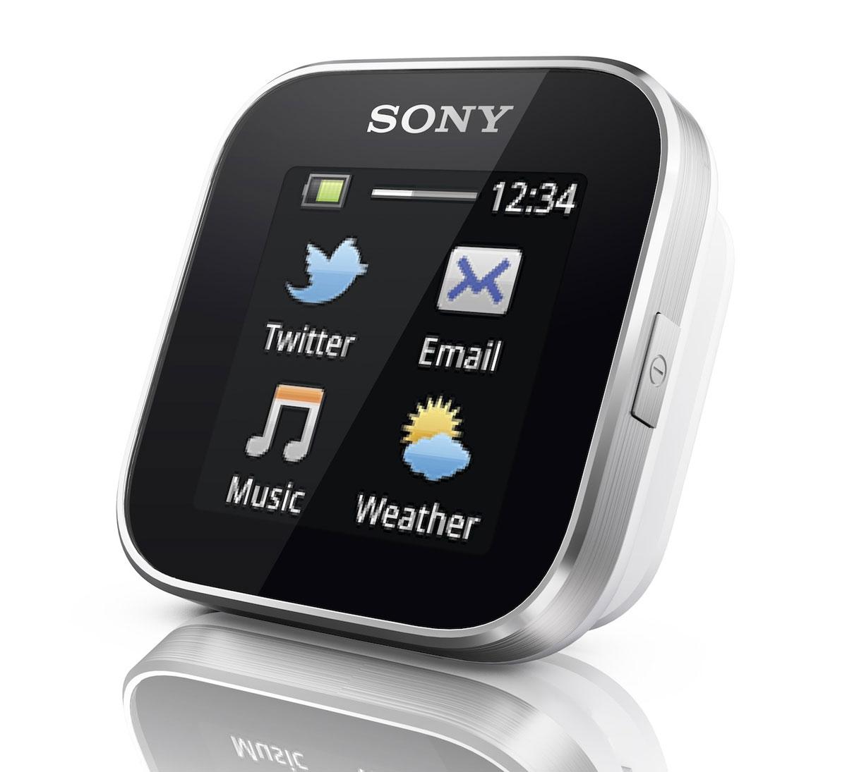 Sony's New SmartWatch