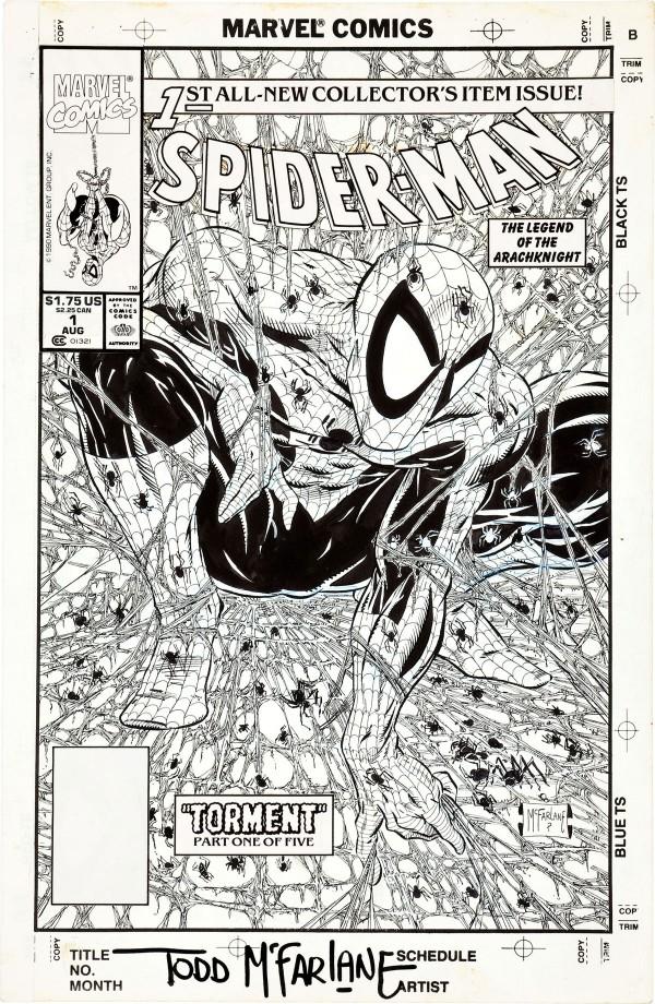 Todd McFarlane - Spider-Man #1