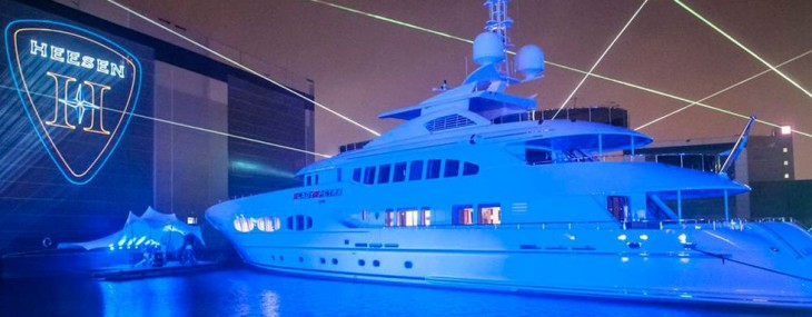 Lady Petra – Luxury Superyacht Launched by Heesen Yachts