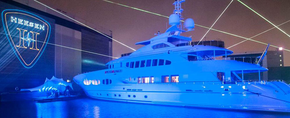 Lady Petra &#8211; Luxury Superyacht Launched by Heesen Yachts
