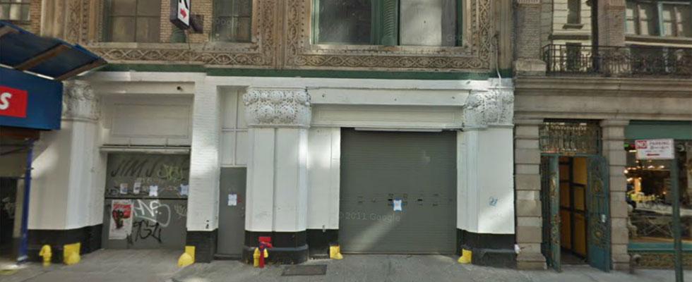 $1 Million for Parking Spot in New York City's Greenwich Village