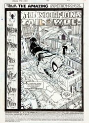 Todd McFarlane - The Amazing Spider-Man #319