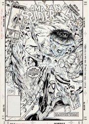 Todd McFarlane - The Amazing Spider-Man #328