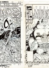 Vintage Comics & Comic Art Signature Auction