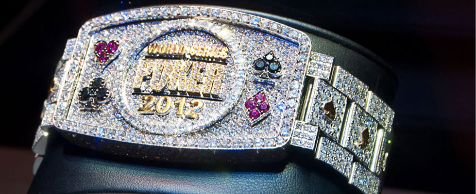 2012 World Series of Poker Bracelet
