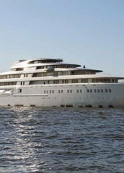 World's Largest Motor Yacht Project Azzam by Lurssen