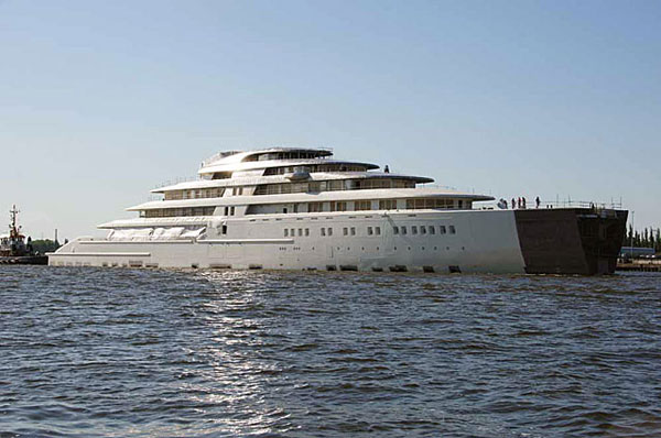 World&#8217;s Largest Motor Yacht Project Azzam by Lurssen