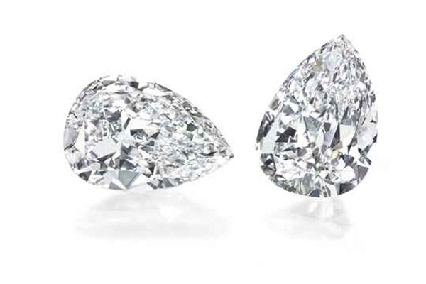 Pair of Diamond Ear Clips
