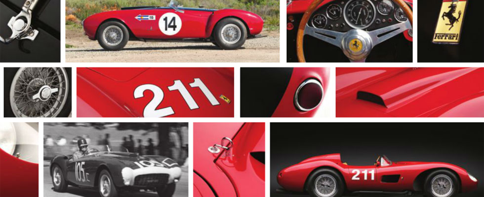 Competition Cars Dominate RM Auctions' Monaco Sale