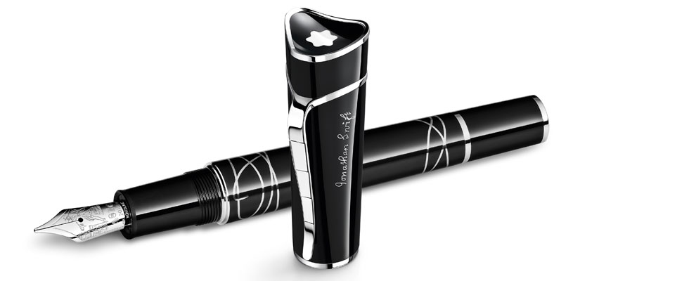 Montblanc Writers Edition 2012 Jonathan Swift